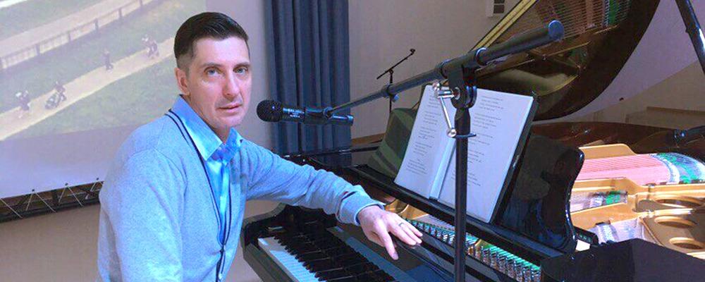 Интервью с известным детским композитором Дмитрием Воскресенским