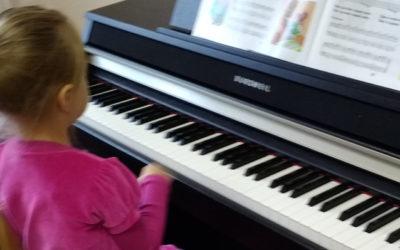 Подготовка к обучению в музыкальной школе